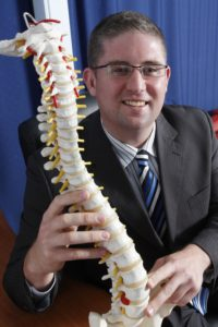 Dr Scott Charlton Chiropractic care