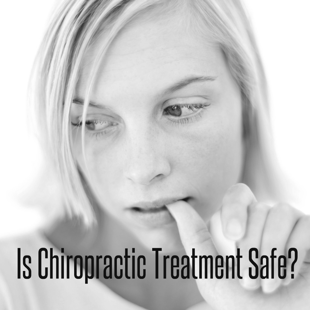 Is Chiropractic care safe